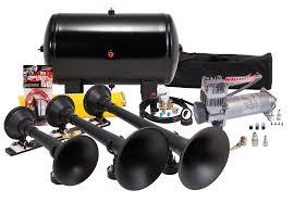 100 Train Horn For Trucks Model HK9 Triple Kit Kleinn Air S