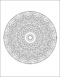 A Collection Of Mandala Coloring Pages For Adults Yay Free Sheets