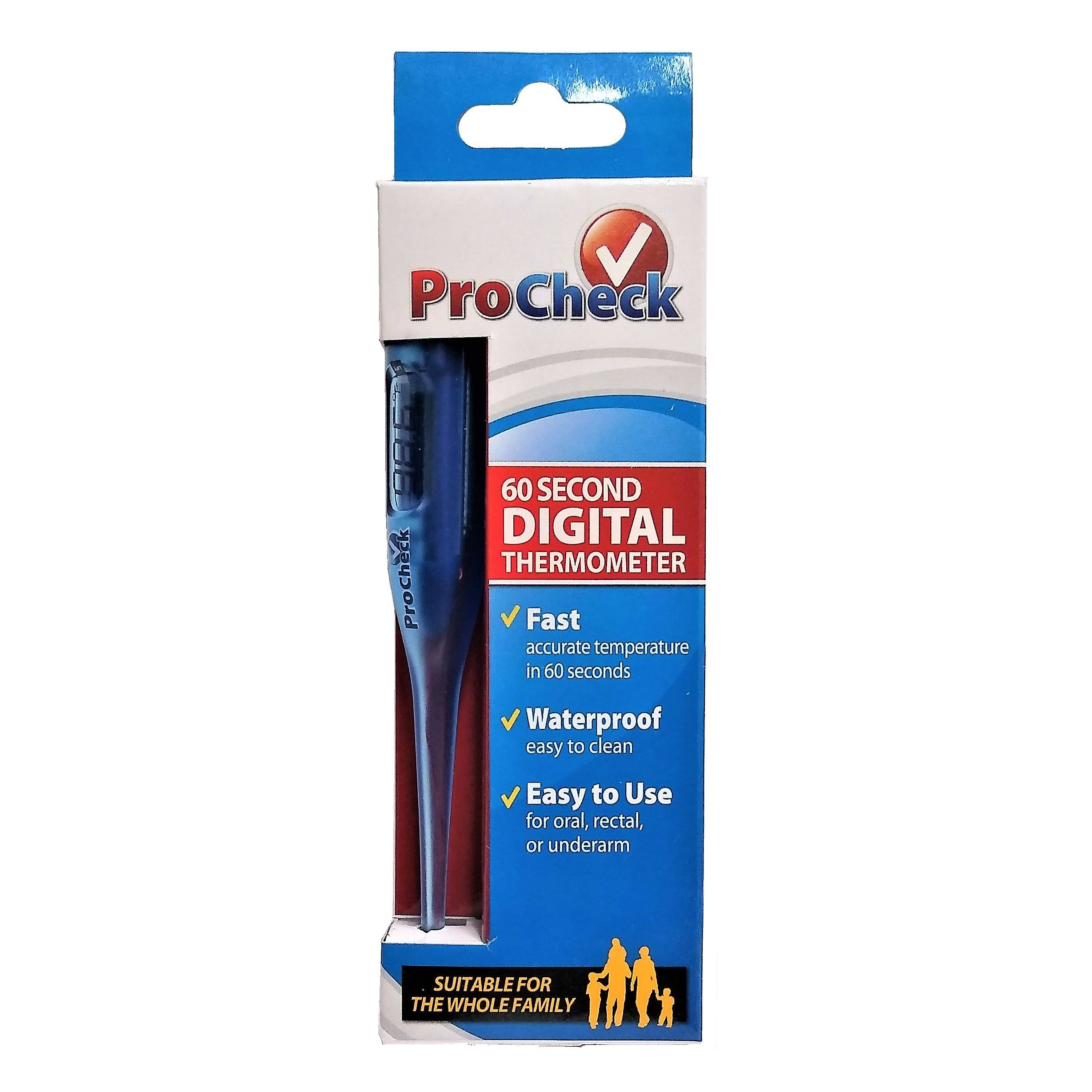 ProCheck 60 Second Digital Thermometer