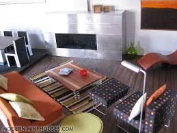 Barbie Living Room Furniture Diy by Modern Mini Houses