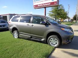 2014 Toyota Sienna XLE With VMI Conversion - ES406748 - Kansas Truck ...