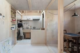100 Japanese Tiny House Shinkawa In Japan By Yoshichika Takagi Mimics The Greenhouse