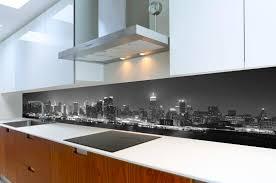 küchenrückwand aus glas acrylobond info by bijou