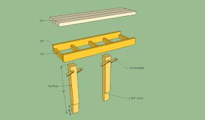 how to build a deck bench tips tricks diy u0026 lifehacks