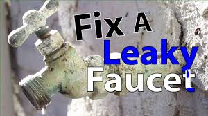 fixing leaky faucet handle how to fix a leaky faucet