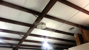 Portable Patio Misting Fans by How To Cool Warehouse With 360 Misting Fan Youtube