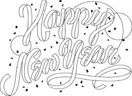 Download Coloring Pages New Years 2014 Printable 26894 Coloringpagefree