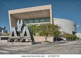 American Airlines Arena Stock Royalty Free