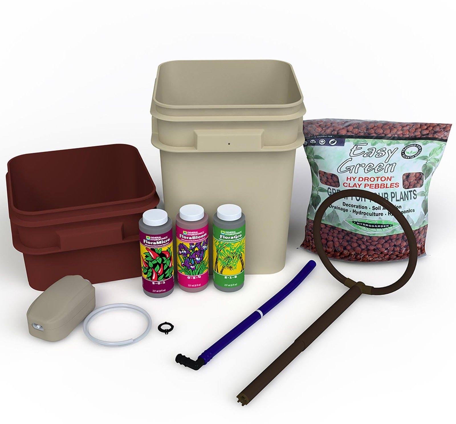 Complete WaterFarm Hydroponic Kit