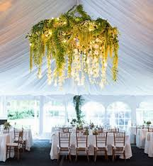 Ceiling Decor To Enhance Your Wedding Skys The Limit