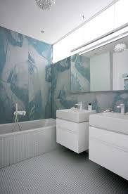 wasserdichte tapeten für die dusche bad badezimmer