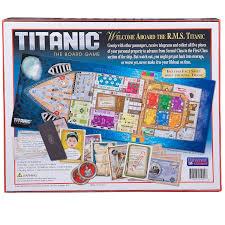 Amazon Titanic The Board Game