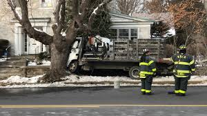 Truck Goes Off Road, Slams Into Tree In Wernersville - WFMZ Photos Shechtman Tree Care C Lazy T Movers Bucket Truck Services Tamarack West Linn Pagodins Removal Service Providing The Best Dead Using A Boom Extension Truck By Phoenix Valley Equipment For Sale A Better Arborist Treetrimming Catches Fire In Mims Undcover Veggie Commercial Success Blog Asplundh Expert Co Taps Our Arbormax Intertional Trucks Bartlett Experts Youtube Gmc Asplundh Tree Truck V 10 Fs 17 Farming Simulator Mod
