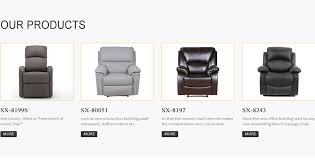 anji shengxing office furniture co ltd office chair recliners