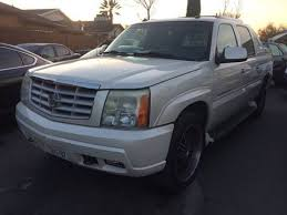 Used Cadillac Escalade EXT For Sale in California Carsforsale