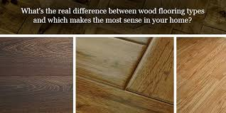 Solid Hardwood Vs Engineered Wood Floors