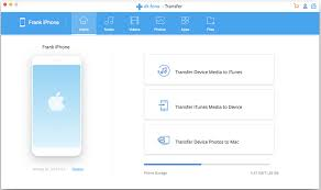 Sync Contacts from iPhone to Mac with without iCloud drne