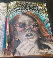 Blog Coloring Book Interview Series 16 Annette Fernando