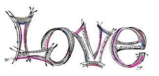 Love Written In Fancy Fonts Images Calligraphy Word