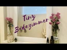 minimalismus im badezimmer tiny roomtour im minimalistischen bad
