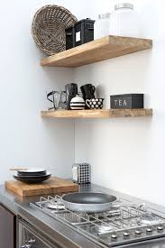 10 favorites rustic open shelving in the kitchen kitchens