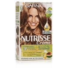 Garnier Nutrisse 3 Golden Light Brown Permanent Hair Dye at wilko