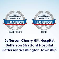 Home Jefferson Health New Jersey