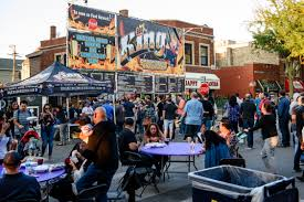 100 Food Truck Festival Chicago CHICAGO BOURBON BARBECUE FESTIVAL Events