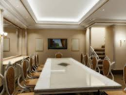 Gypsum False Ceiling Design For Dining Room With LED Lights View Our Catalog Of Modern Pop Designs Images The Hall Living Rooms