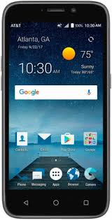 AT&T Prepaid ZTE Maven 3 4G with 8GB Memory Prepaid Cell Phone