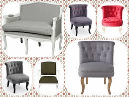 beau petit fauteuil crapaud conforama décoration française