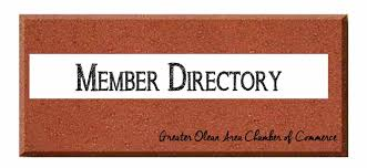 greater olean business member directory