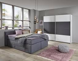 schwebetürenschrank 226cm feldkirch weiß grau dekor