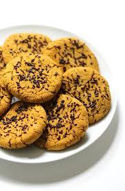 Nonfat Pumpkin Spice Latte Calories by Soft U0026 Grainless Pumpkin Spice Latte Cookies