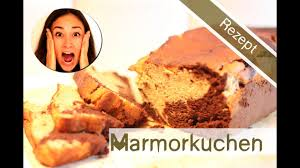 marmorkuchen selber machen glutenfrei gesündester kuchen backen rezept gesunder snack