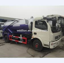 8m3 Sewage Suction Tanker Truck,Septic Tank Truck - Buy Sewage ...