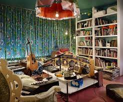 102 Flaming Lips House Residence And Studio By Fitzsimmons Architects Music Studio Room Home Studio Music Music Studio