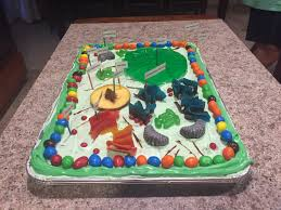 Plant cell cookie cake cell cake Pinterest
