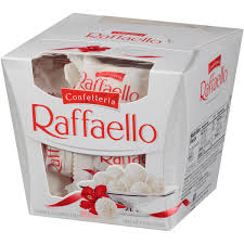 Ferrero Rocher Christmas Tree 150g by Raffaello Almond Coconut Treat 5 3 Oz Box Walmart Com