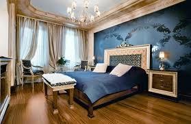 Classic Victorian House Interior Bedroom