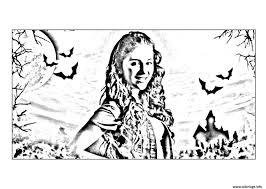 Coloriage A Imprimer Chica Vampiro Inspirational Coloriage A