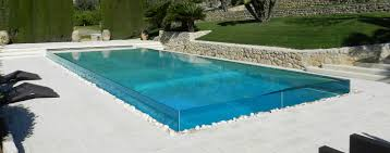 Glass Swimming Pool 6