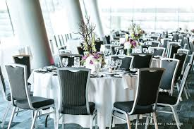 Decor At The Vancouver Convention Centre By Niche Event Stylists
