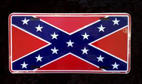 100 Rebel Flags For Trucks Confederate Flag License Plate Confederate Shop