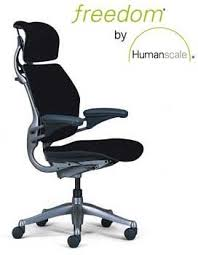 amazon com humanscale freedom task chair graphite frame