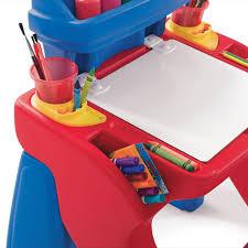 Art Easel Desk Kids Art by Write Desk Kids Art Desk Step2