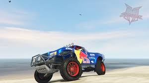 Trophy Truck Red Bull Livery - GTA5-Mods.com