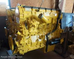 100 Truck Engines For Sale Caterpillar C15 6NZ Six Cylinder Turbo Diesel Engine Item
