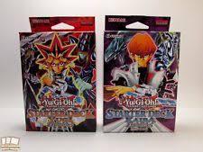 Starter Deck Yugi Reloaded Vs Kaiba Reloaded by Yugioh Trading Cards Ebay