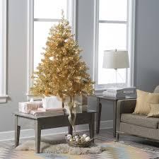Christmas Trees Prelit by 45 Foot Christmas Tree Prelit Christmas Lights Decoration